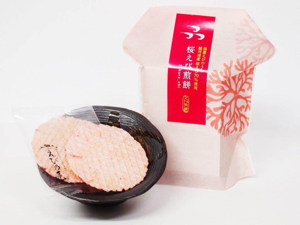 桜えび煎餅の画像