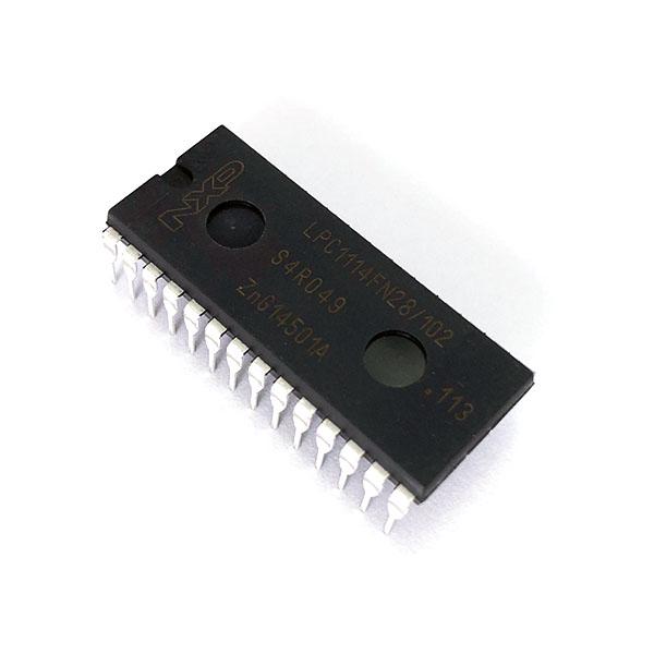 ARMマイコン LPC1114FN28/102 DIPタイプ画像