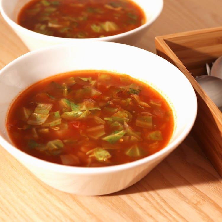 たっぷり野菜のミネストローネ(2〜3人分)画像