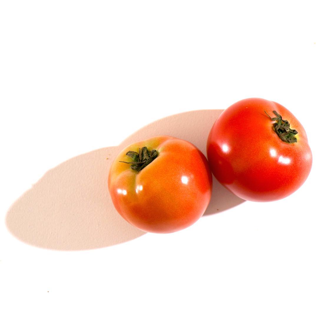 地元山口県などの国内産 採れたてトマト 1〜2個画像