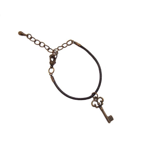 テディベア用ネックレス【鍵A】画像