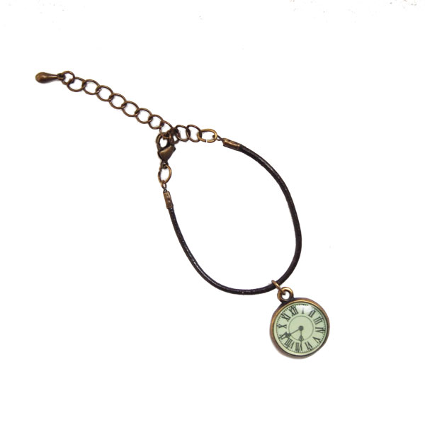 テディベア用ネックレス【時計A】の画像