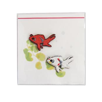 金魚のキーホルダー(アクセサリーキット)画像