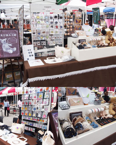 Sacas creators & collectors Market