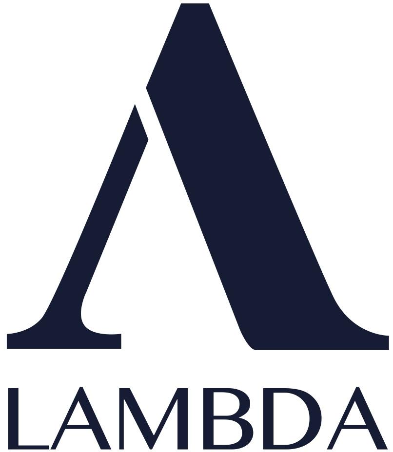Men's Order Brand 【LAMBDA】