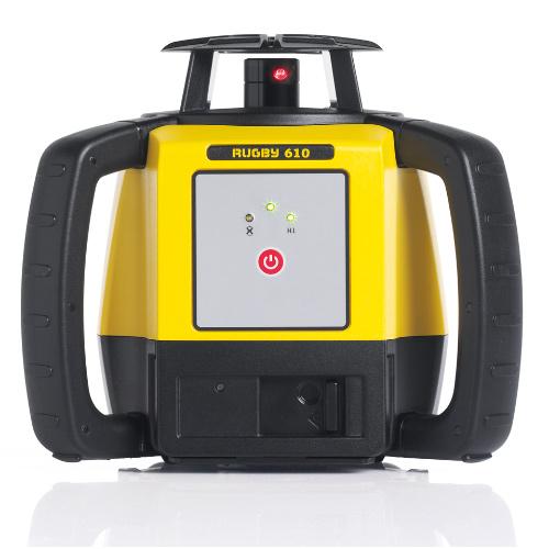 ラグビー610 充電式 受光器付セット画像