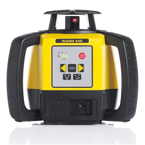 ラグビー640 充電式 受光器付セット画像