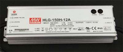 HLG-150H-24A LED電源画像