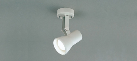 LEDC-43001F(W) スポットライトレフ白色フランジ照明器具の画像