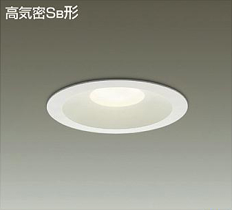 DDL-4431YW LEDダウンライト照明器具の画像