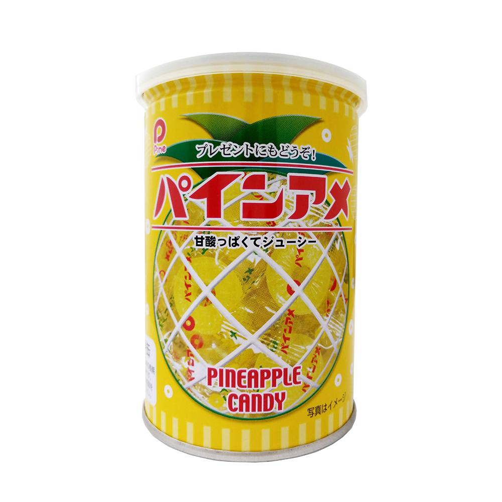 パインアメ缶 長期保存缶の画像