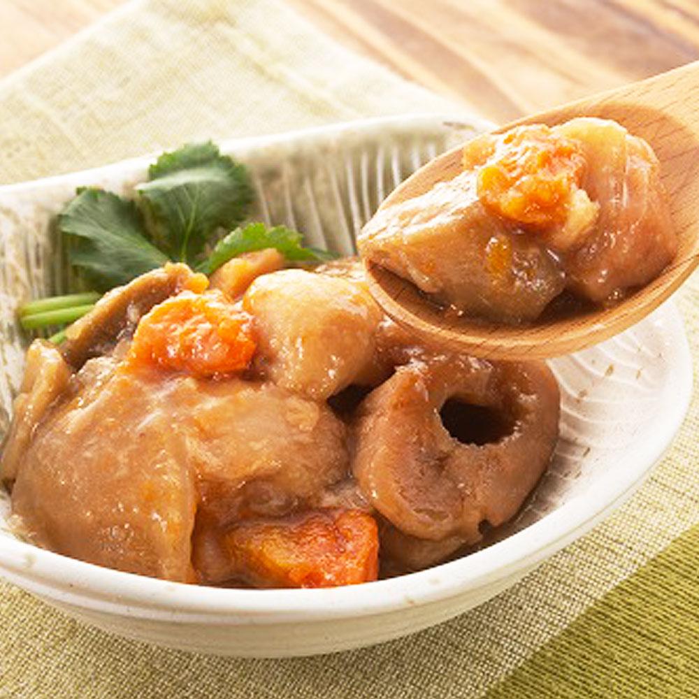 美味しいやわらか食根菜のやわらか煮のイメージ