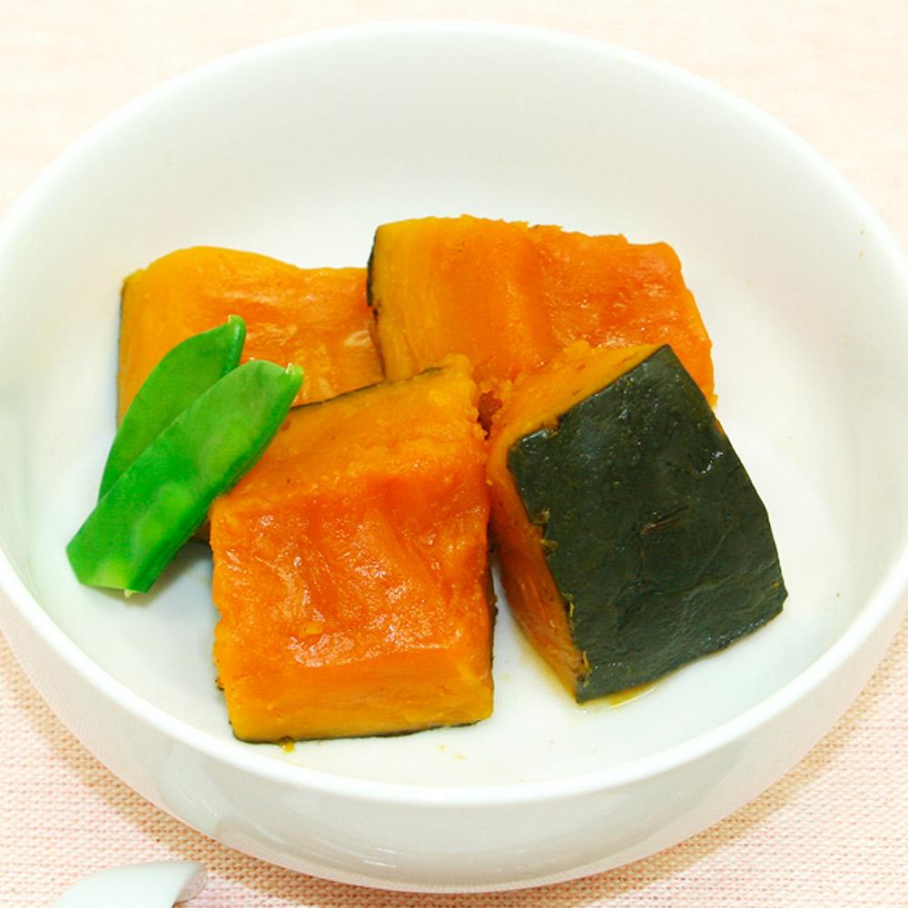美味しい防災食かぼちゃ煮のイメージ