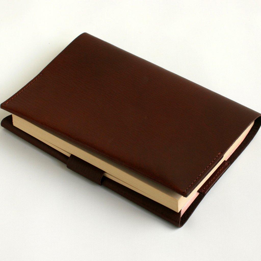 BOOKCOVER BASIC chocoの画像