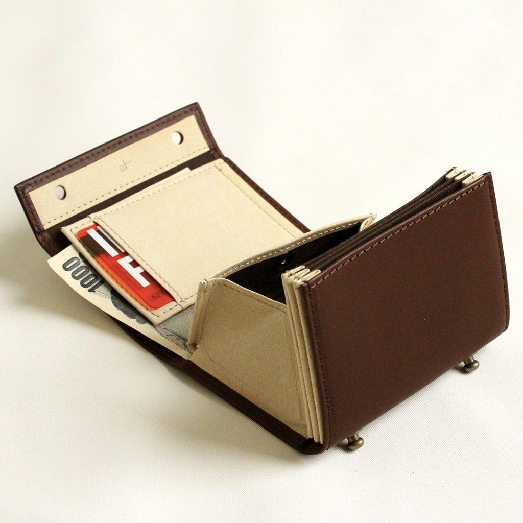 millefoglie II P25 (LH) tabacco×beigeの画像
