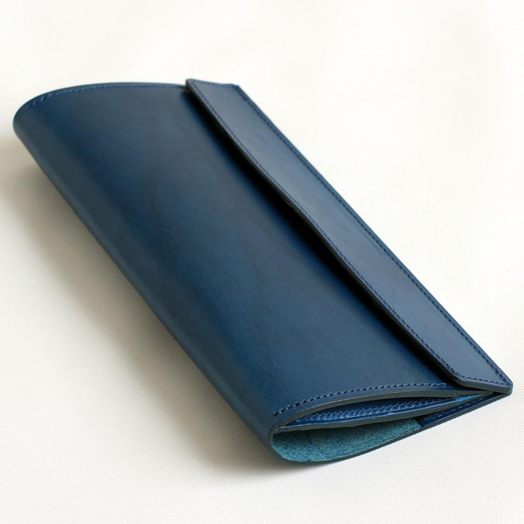 FERMA WALLET Long blue画像