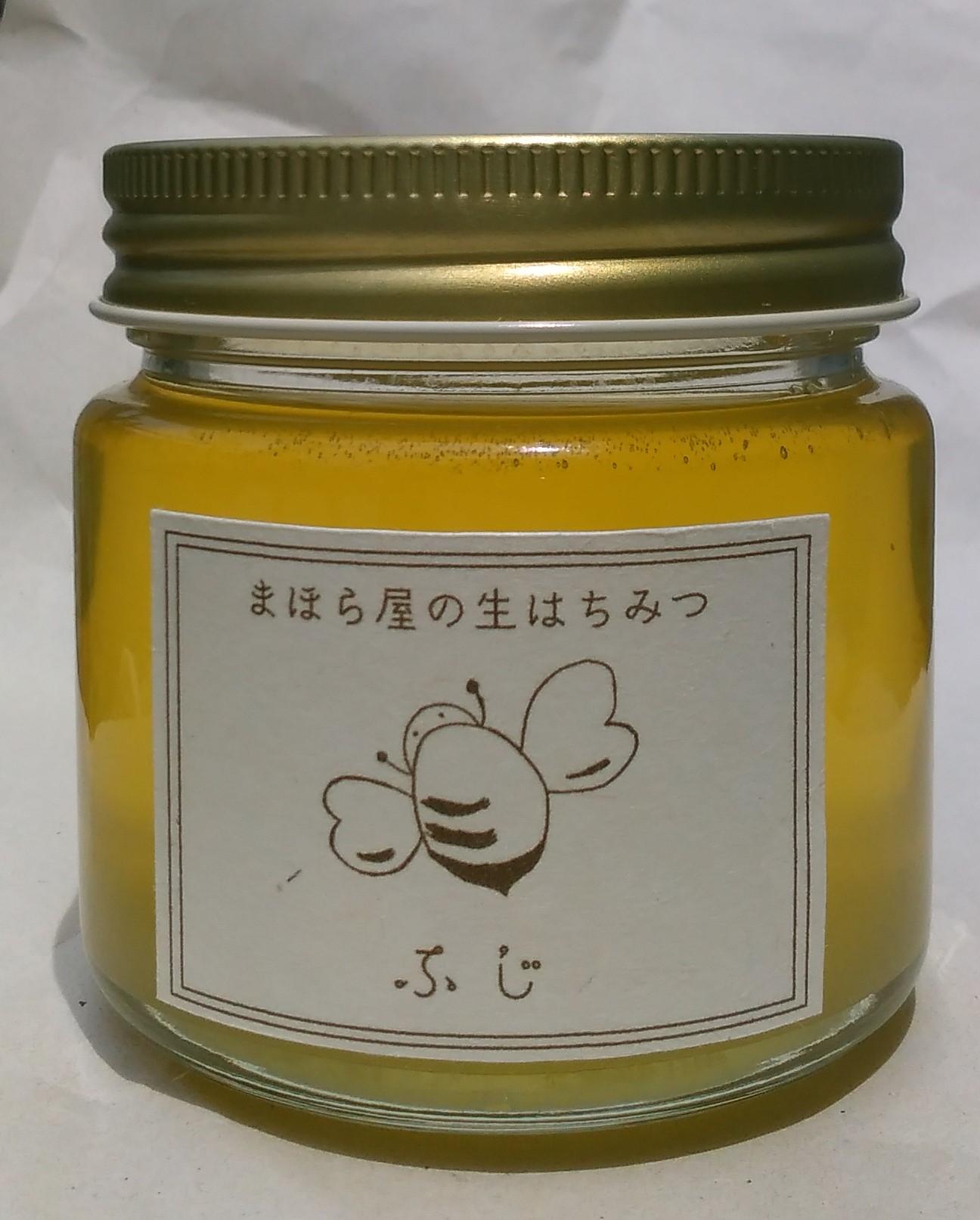 栃木県産ふじ蜂蜜150g画像