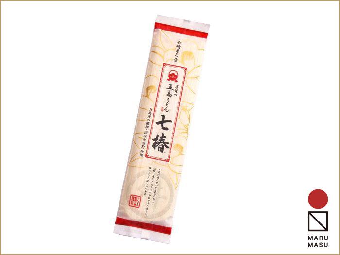 五島手延べうどん「七椿」(国産小麦使用)200g |原材料は国産に厳選・「美味しい安心」を産地直送画像