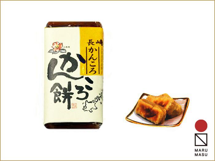 五島・かんころ餅・200g  五島列島の特産品・郷土菓子  通販人気も高いお土産  国見屋画像