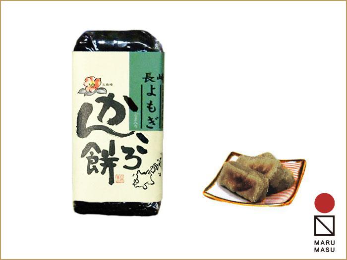 五島・よもぎかんころ餅・200g   通販やお土産にも人気の高い手作りの郷土菓子  国見屋画像
