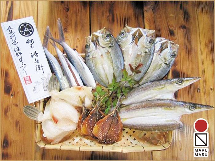 五島列島産・漁師手づくり・大漁セット(5種詰め合わせ)|五島の素朴ながら本物の味と安心安全を産地直送画像