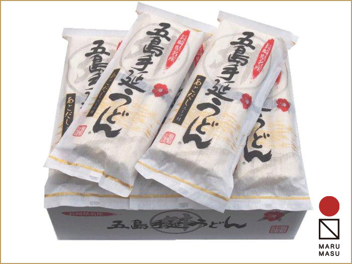 MM-10 3束五島うどんスープ付(麺80g×3・スープ10g×3)10袋詰合せ まとめ買いでお得・親しい方へギフト好適品画像