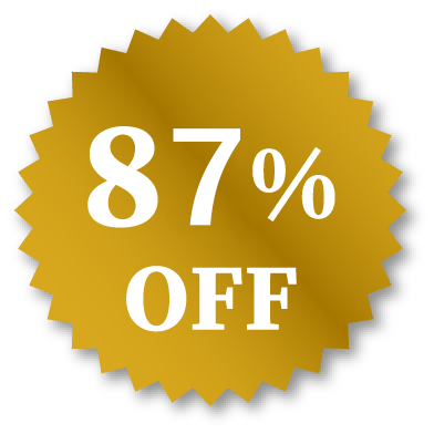 82%off