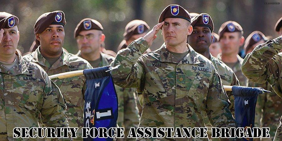 アメリカ陸軍治安部隊支援旅団