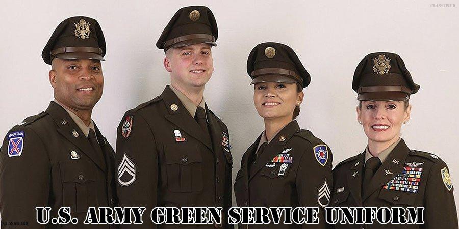 アメリカ陸軍AGSU(アーミーグリーンサービスユニフォーム)パッチ