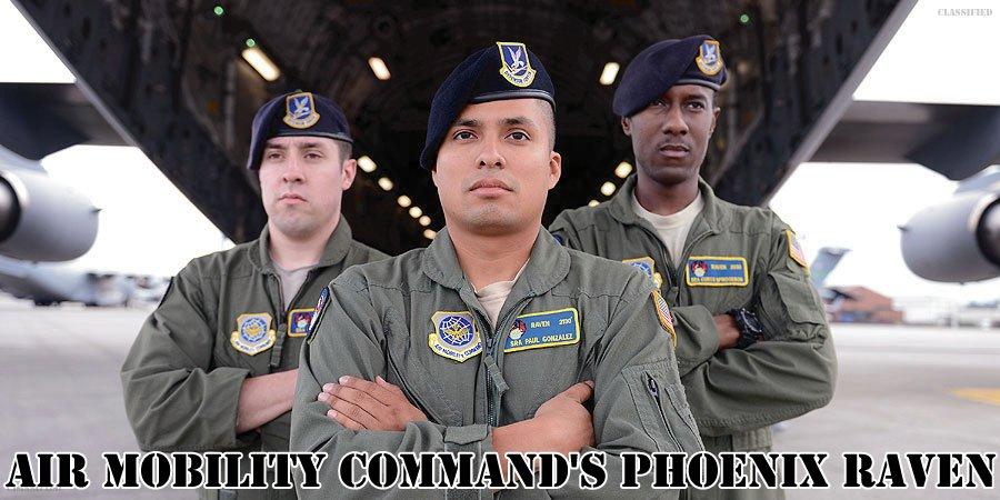 フェニックスレイヴン治安部隊