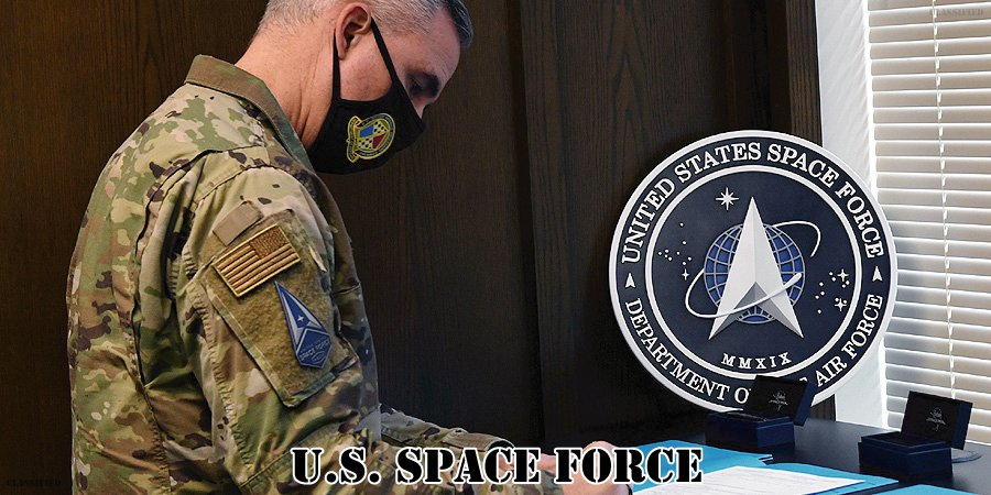 アメリカ宇宙軍・アメリカ合衆国宇宙軍・United States Space Force