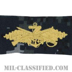 Seabee Combat Warfare Specialist [NWU Type1/生地テープパッチ]の画像