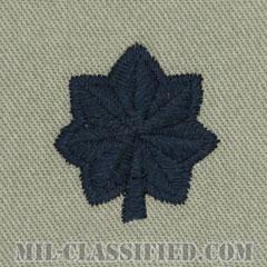 中佐(Lieutenant Colonel (LTC))[ABU/空軍階級章/パッチ/ペア(2枚1組)]の画像