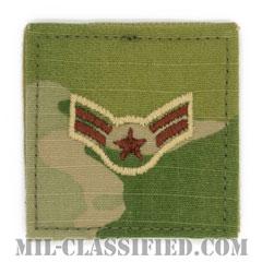 一等空兵(Airman First Class)[OCP/空軍階級章/ベルクロ付パッチ]の画像