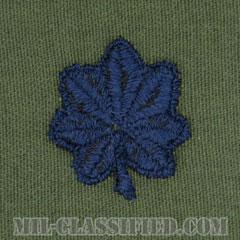 中佐(Lieutenant Colonel (LTC))[サブデュード/空軍階級章/パッチ/ペア(2枚1組)]の画像