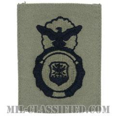 空軍警備隊章 (セキュリティーフォース章)(Security Forces Badge)[ABU/パッチ]の画像