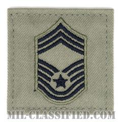 最上級曹長(Chief Master Sergeant)[ABU/空軍階級章/ベルクロ付パッチ]の画像