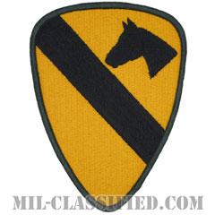 第1騎兵師団(1st Cavalry Division)[カラー/メロウエッジ/パッチ]画像