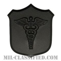 衛生下士官(Hospital Corpsman Badge)[サブデュード(ブラックメタル)/バッジ]の画像