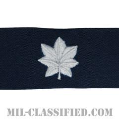 中佐(Commander)[カバーオール/海軍階級章/生地テープパッチ/ペア(2枚1組)]の画像