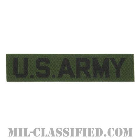 U.S.ARMY [サブデュード/機械織り/ネームテープ/パッチ]の画像