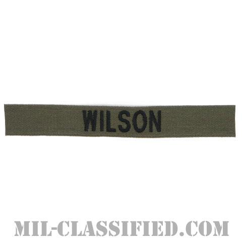 WILSON [サブデュード/ネームテープ/パッチ]の画像