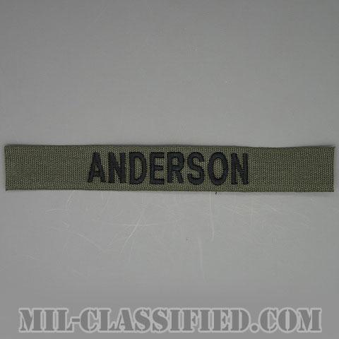 ANDERSON [サブデュード/ネームテープ/パッチ]の画像