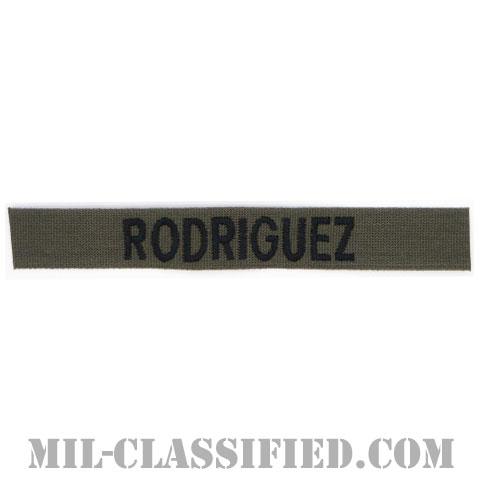RODRIGUEZ [サブデュード/ネームテープ/パッチ]の画像