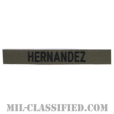 HERNANDEZ [サブデュード/ネームテープ/パッチ]の画像