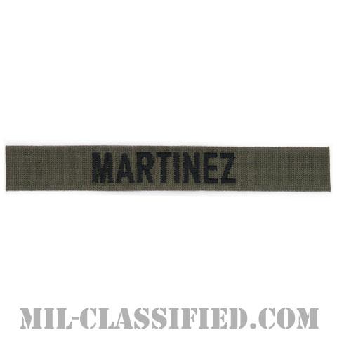 MARTINEZ [サブデュード/ネームテープ/パッチ]の画像