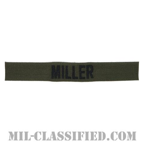 MILLER [サブデュード/ネームテープ/パッチ]の画像