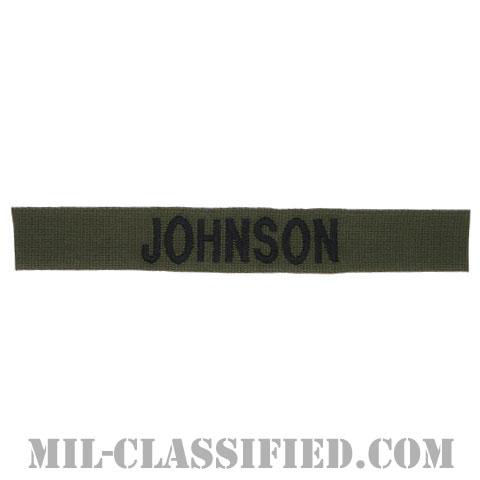 JOHNSON [サブデュード/ネームテープ/パッチ]の画像