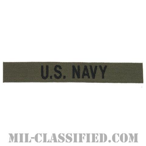 U.S.NAVY [サブデュード/ネームテープ/パッチ]の画像