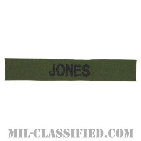 JONES [サブデュード/海軍ネームテープ/生地テープパッチ]の画像